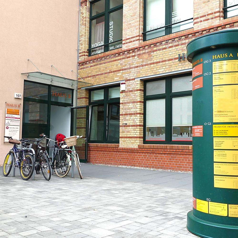 Köpenick_Radiologische Praxis_Anmeldung Haus B