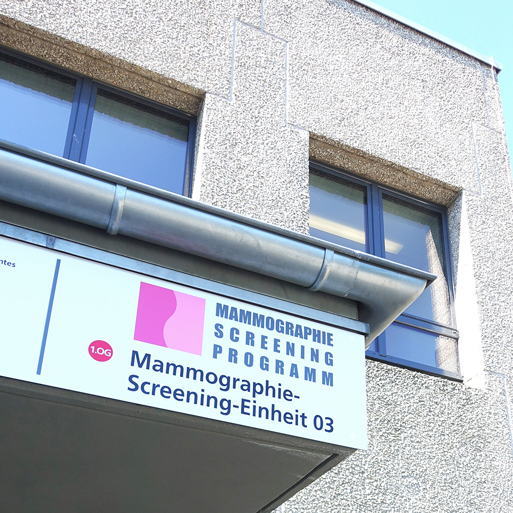 Mammographie Screening Einheit 03